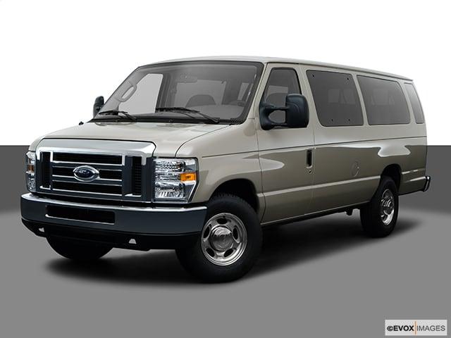 2008 Ford Econoline Wagon XLT Van Extended