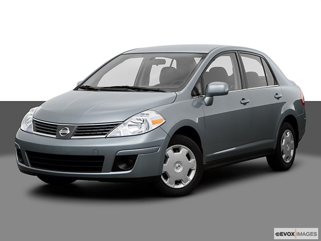 2008 Nissan Versa Sedan