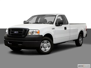 2008 Ford F-150 4WD Supercab 145 XL Extended Cab Pickup