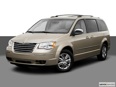 2008 Chrysler Town & Country Limited 4dr Wgn Van