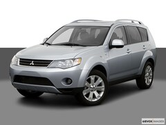 2008 Mitsubishi Outlander SE SUV