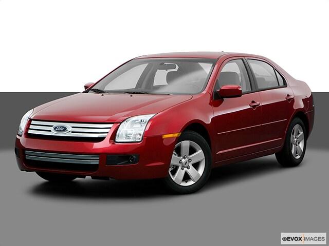 2008 Ford Fusion SE I4