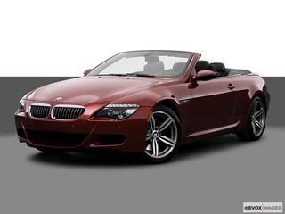 2008 BMW M6 2dr Conv M6 Convertible