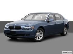2008 BMW 7 Series 750Li Sedan