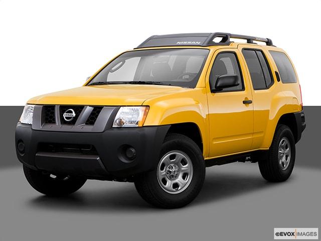 Nice 2008 Nissan Xterra SUV