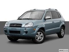 2008 Hyundai Tucson Limited V6 SUV in Wentzville, MO