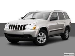 Used 2008 Jeep Grand Cherokee Laredo SUV for sale in Mt Pleasant, MI
