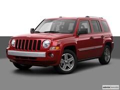 2008 Jeep Patriot Limited SUV