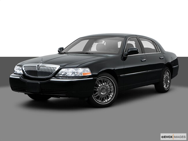 Used 2008 Lincoln Town Car Signature Limited For Sale In Odessa Tx