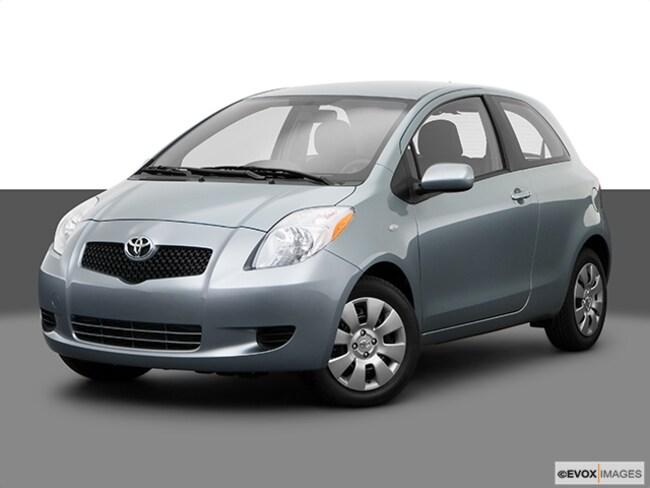 2008 Toyota Yaris Base Hatchback