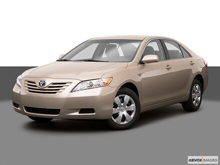 2009 Toyota Camry Sedan