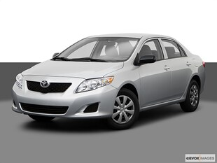2009 Toyota Corolla Base Sedan
