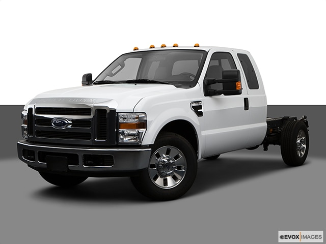 Pre-Owned 2008 Ford F-350 Chassis Truck Crew Cab for sale in Pine Bluff, AR