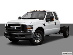 2008 Ford F-350 Chassis Truck Super Cab