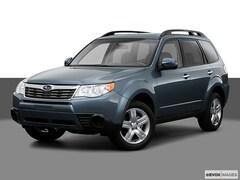 2009 Subaru Forester Auto X SUV