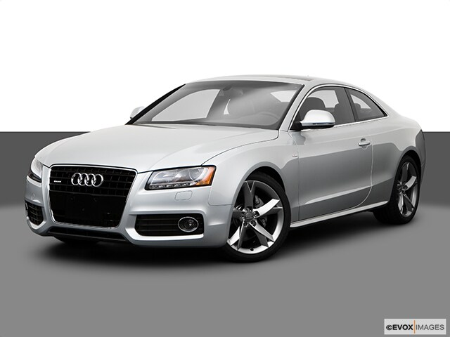 2008 Audi A5 3.2 Quattro Coupe