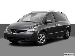 2009 Nissan Quest 3.5 S Van