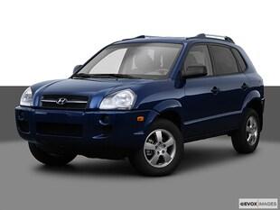 2008 Hyundai Tucson GLS SUV