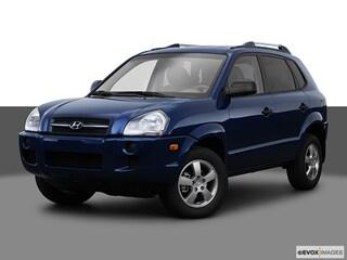 2008 Hyundai Tucson SUV