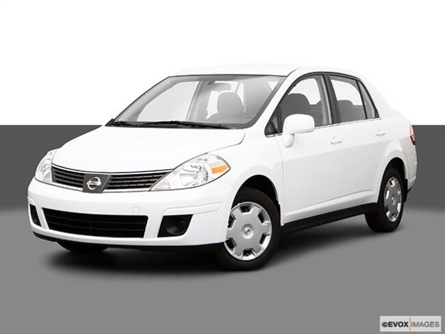 Used 2009 Nissan Versa For Sale Dothan Al