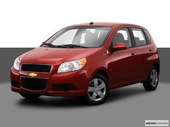 Used 2009 Chevrolet Aveo LS Hatchback for sale in Springfield, IL