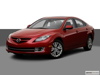 2009 Mazda Mazda6 i Grand Touring Germain Value Vehicle Sedan