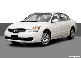 2009 Nissan Altima I4 2.5 Sedan