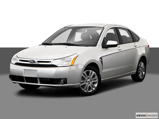 2009 Ford Focus SEL Sedan 4 Cyl.