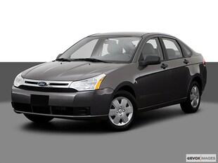 2009 Ford Focus S Sedan