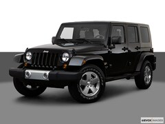 2009 Jeep Wrangler Unlimited 4WD 4dr Sahara SUV