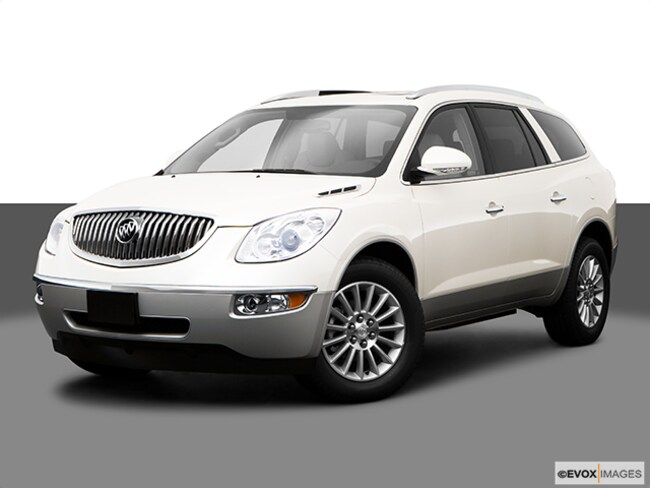 Used Buick Enclave CXL Parks Ford Of Wesley Chapel FL - Buick wesley chapel