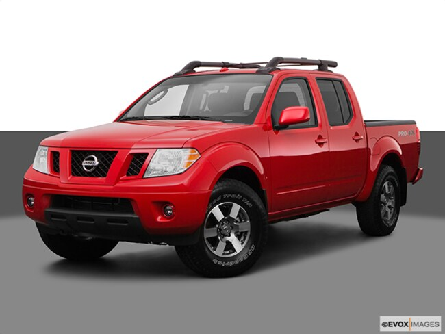 Used 2009 Nissan Frontier For Sale Enid Ok 1n6ad07w29c404770