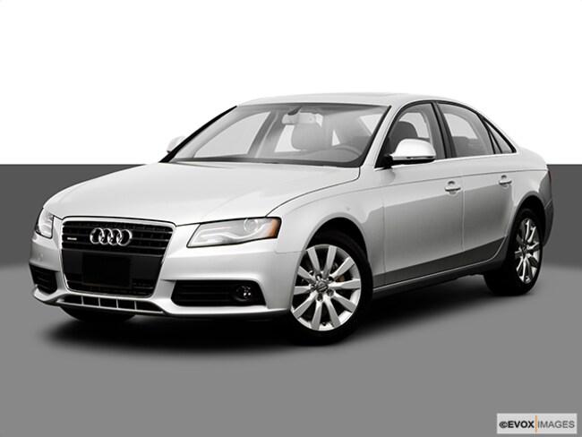 2009 Audi A4 2.0T Quattro Premium Sedan