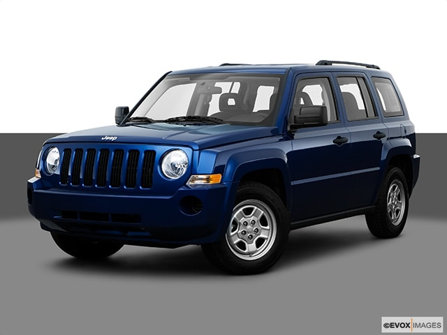 2009 Jeep Patriot SUV