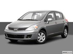Used 2009 Nissan Versa 5dr HB I4 CVT 1.8 SL *Ltd Avail* Car 20-412A Jacksonville, FL