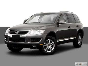 2009 Volkswagen Touareg 2 SUV