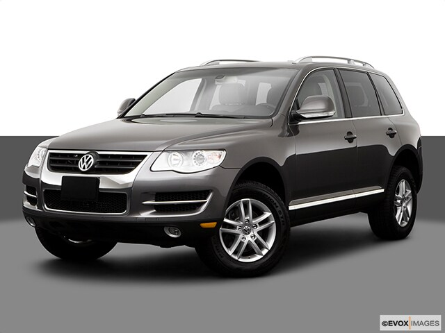 Used vehicles 2009 Volkswagen Touareg 2 VR6 SUV for sale near you in Tucson, AZ