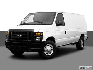 Used 2009 Ford Econoline 250 Commercial Cargo Van in Coon Rapids, IA