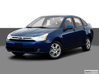 Used 2009 Ford Focus SES Sedan Salt Lake City