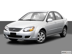 2009 Kia Spectra Sedan
