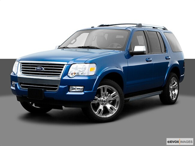 2009 Ford Explorer 4D Utility 4WD