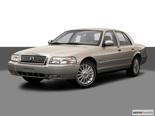 2009 Mercury Grand Marquis LS Sedan