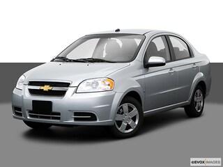 2009 Chevrolet Aveo LS Sedan