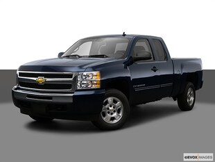 2009 Chevrolet Silverado 1500 LT 4x4 Extended Cab 5.75 ft. box 133.9 in. WB Truck Extended Cab