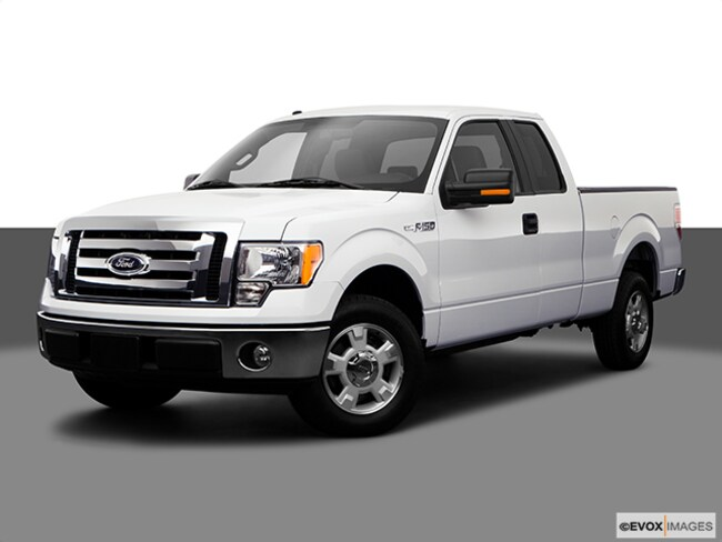 Used 2009 Ford F-150 XLT Extended Cab Truck for Sale in Edinboro
