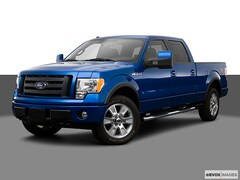 2009 Ford F-150 4WD Supercrew Crew Cab Short Bed Truck