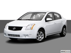 Used 2009 Nissan Sentra 2.0S Sedan in El Paso, TX