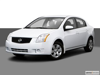 2009 Nissan Sentra 2.0S Sedan