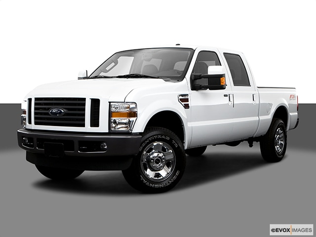 2009 Ford F-250 XL Crew Cab