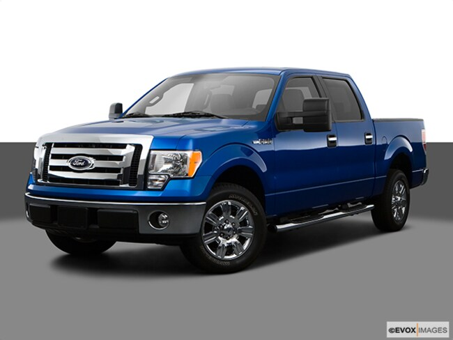 2009 Ford F-150 2WD Supercrew Crew Cab Short Bed Truck